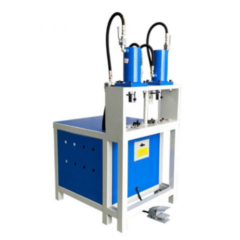 Hydraulic Punching Machine For Square Tube Round Pipe