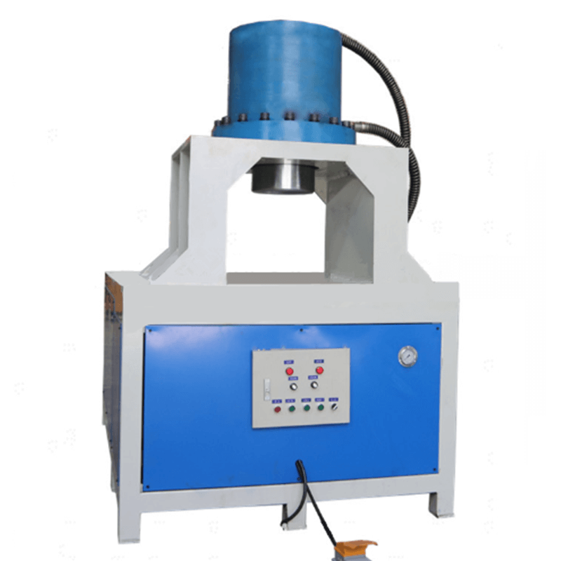 I Steel Bar Hole Punching Machine