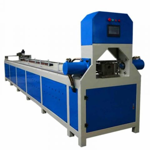 Industrial hole punch machine