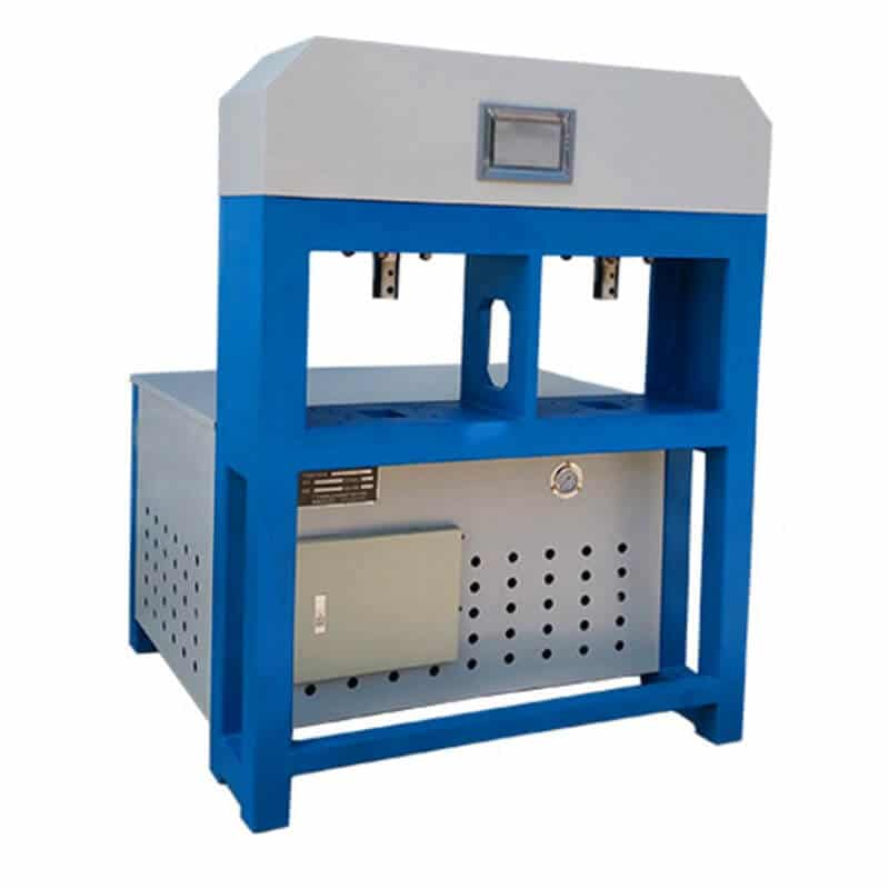 Metal Tube End Notching Machine