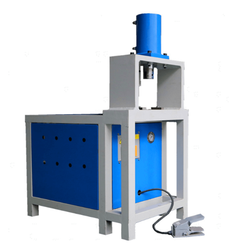 Semi Automatic Hydraulic Metal Hole Punching Machine