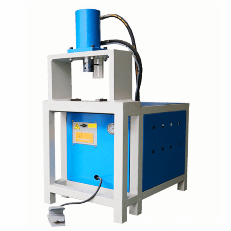 Single Workstation Hydraulic Hole Punching Machine