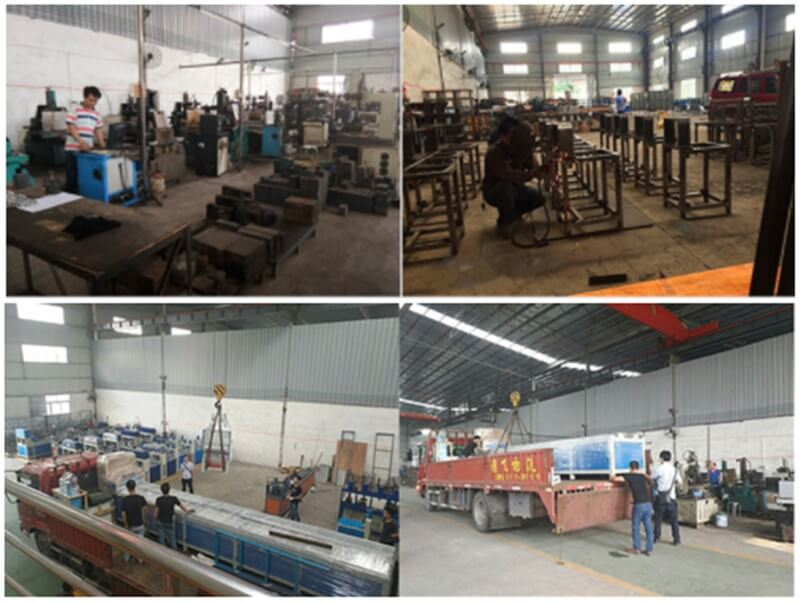 Hydraulic Metal Punch Press Machine Factory