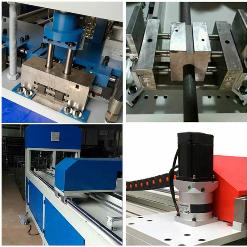 automatic punching machine Semi-automatic folder gluer machine manufacturer and exporter of: paper corrugated machinery, 3/5 ply automatic paper corrugated board making plant, corrugated box making machinery, die punching cutting & creasing machine, paper bag making machine and other allied machinery of packaging industry.