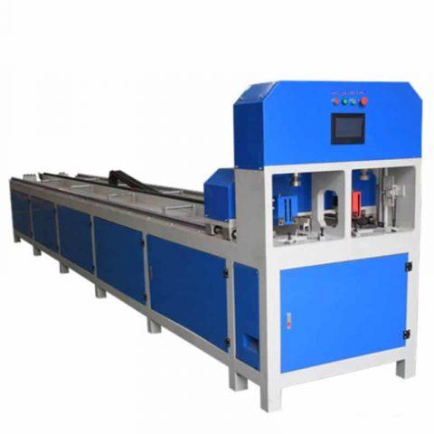 Automatic Hole Punching Machine for metal