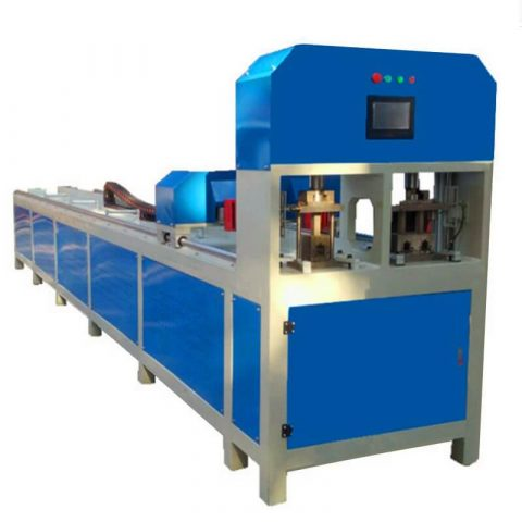 CNC Automatic Hydraulic Hole Punching Machine