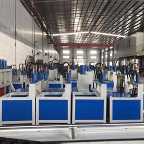Hydraulic punching machine factory