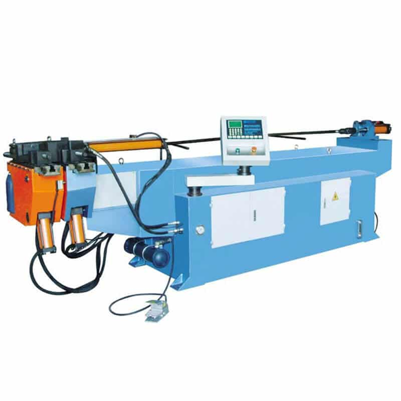 Hydraulic Pipe Bending Machines : Single axis hydraulic pipe bending machine