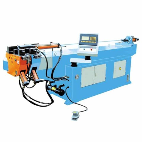 Single Axis Hydraulic Pipe Bending Machine