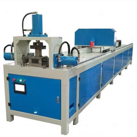 3 Directions Numerical Control Hydraulic Punching Machine
