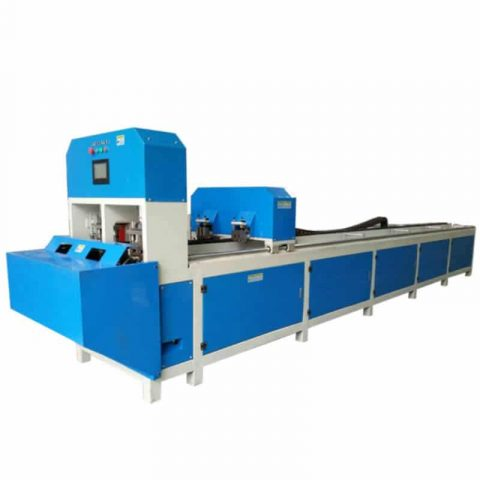CNC Automatic Punching Cutting Machine 2 in 1