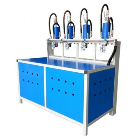 Electric three hole punch machine