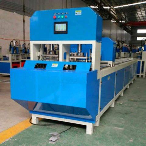 Fully automatic punching machine cutting machine