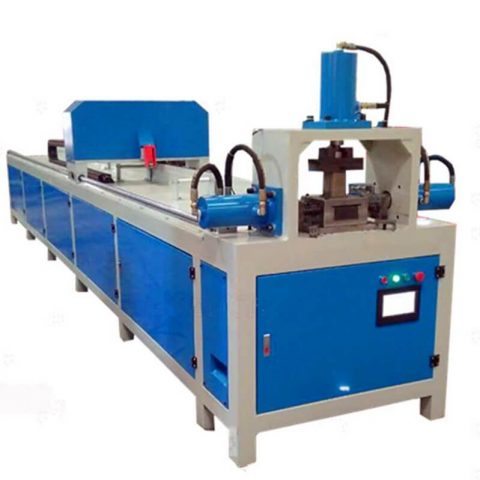 Three Cylinders CNC Fully Automatic Punching Machine