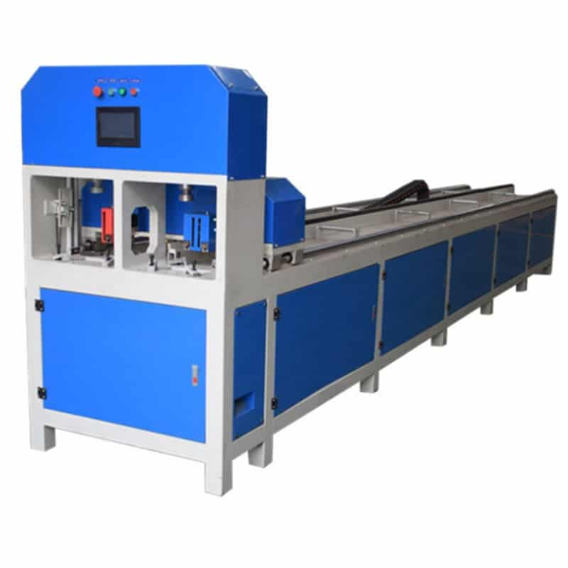 Attentions When Using Tube Punching Machines
