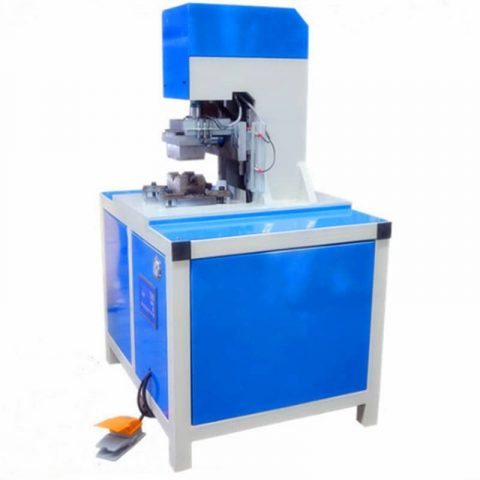 Hydraulic Square Tube Right Angle Notching Machine