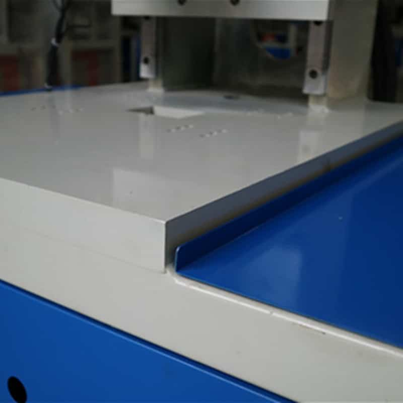 Square Tube Notching Machine Table
