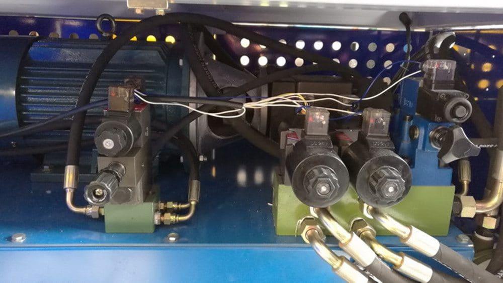Steel Hole Punching Machine Hydraulic System